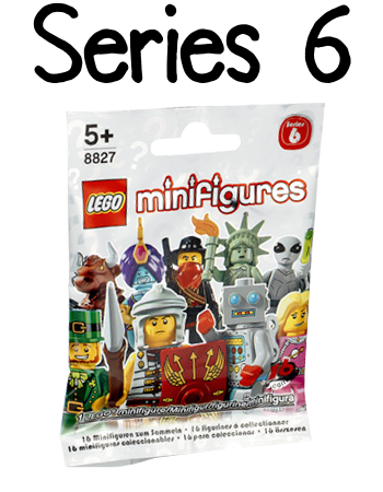 LEGO Minifigures Series 6 Packet